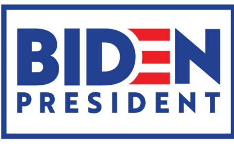 Picture of Biden yard sign